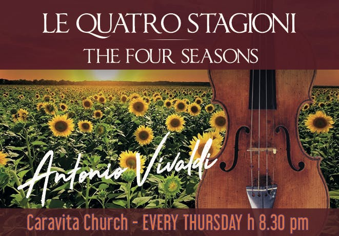 Le Quattro Stagioni - The Four Seasons by Vivaldi