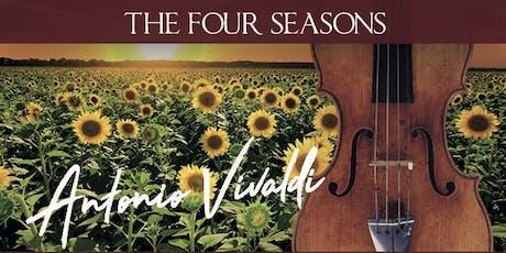 Le Quattro Stagioni - The Four Seasons by Vivaldi tickets