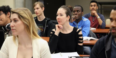 George Brown College Mature Student Assessment Preparation Course - English tickets