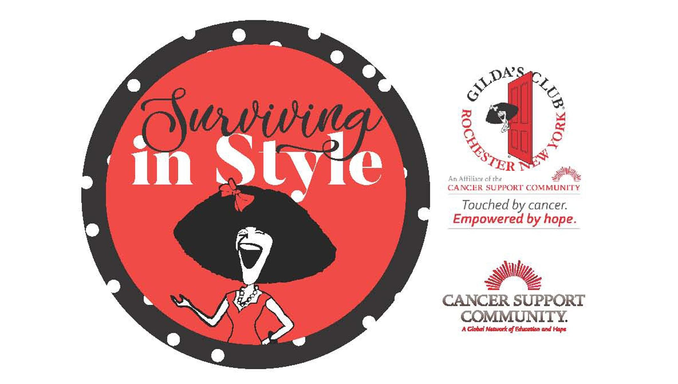 Surviving in Style Fashion Show 2018
