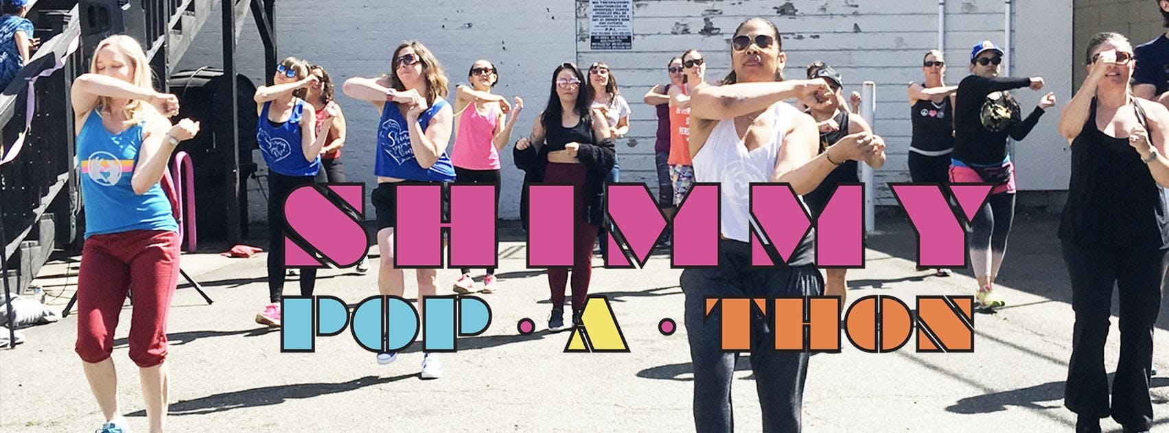 Hipline presents...4th Annual Shimmy Pop-A-Th