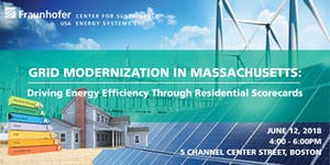 Grid Modernization in MA: Driving Energy Efficiency...