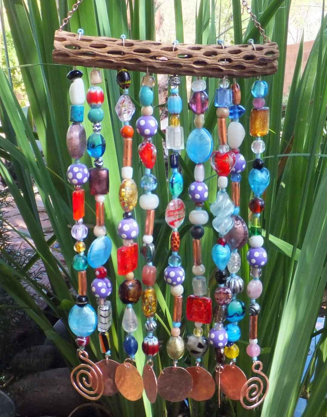 Beaded Wind Chimes with Karen Nerney