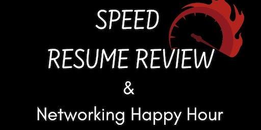 Resume speed dating 7