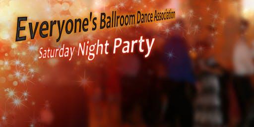 Ballroom Dancing Party and Social