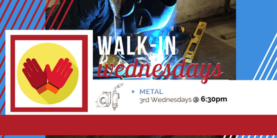 Walk-in Wednesday, Metal