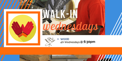 Walk-in Wednesday, Wood