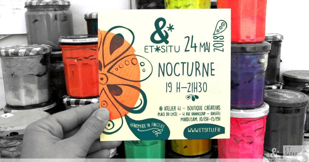Nocturne ET*SITU - Nouvelle Collection