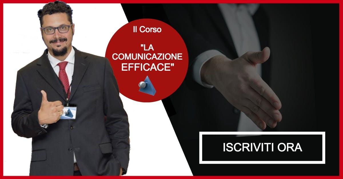 """Corso """"La Comunicazione Efficace"""""""
