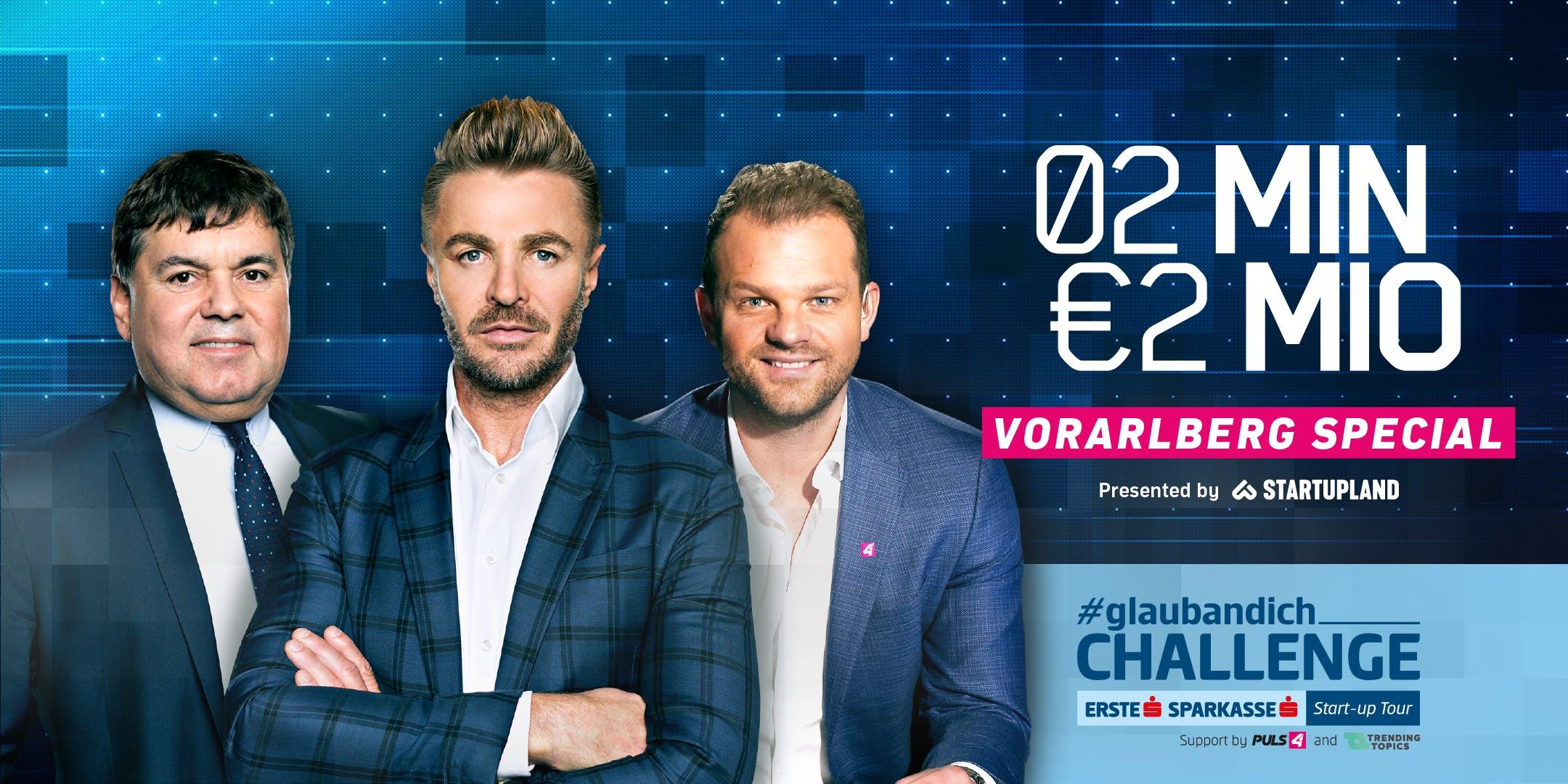 2 Minuten 2 Millionen Vorarlberg Special