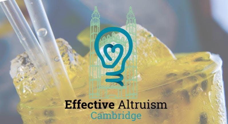 Effective Altruism Pub Meetup—Non-students &