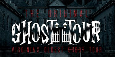 The Ghosts of Williamsburg 8pm Candlelit Walking Tours