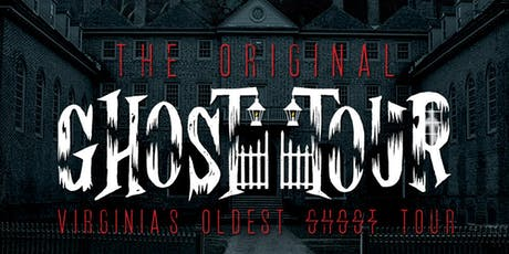 The EXTREME Ghosts of Williamsburg 9:15pm Candlelight Walking Tour tickets