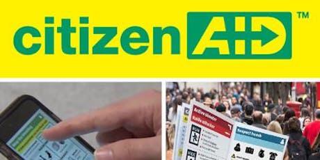 QA Level 2 Award in citizenAID (RQF) tickets