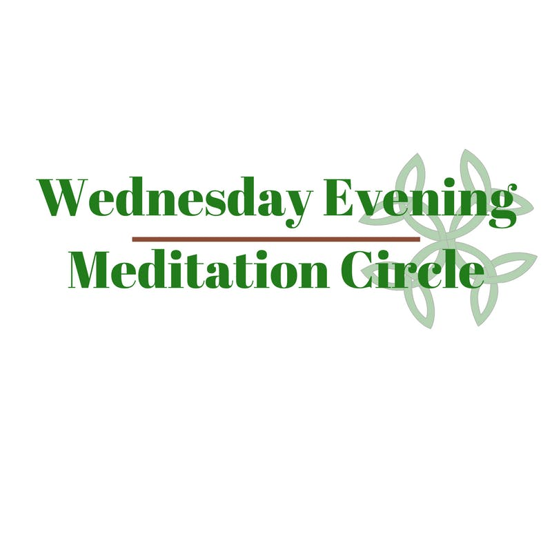 Wednesday Evening Meditation Circle
