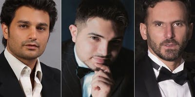 I Tre Tenori a Sorrento - The Three Tenors in Sorrento: Opera Arias, Naples and Songs
