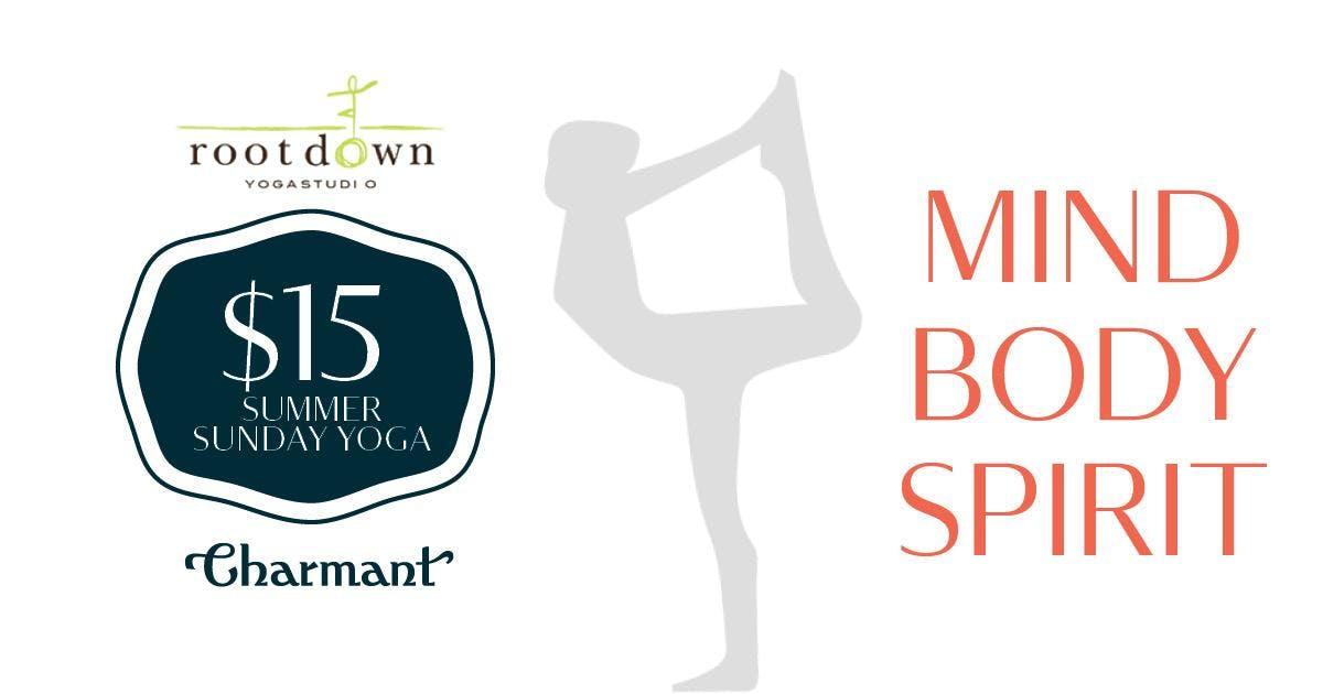 2018 Yoga @ The Charmant