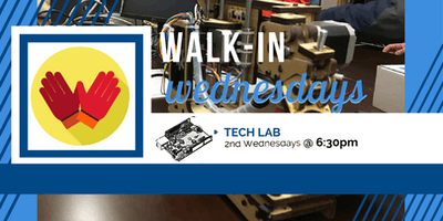 Walk-in Wednesday, Technology
