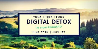 Yoga Trek Digital Detox