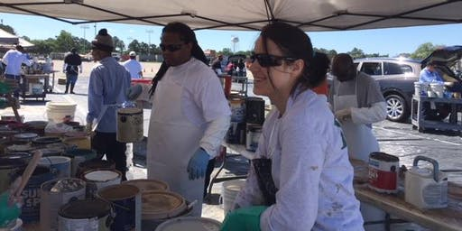 Volunteer with Project Front Yard at Lafayette's Household Hazardous Waste Day