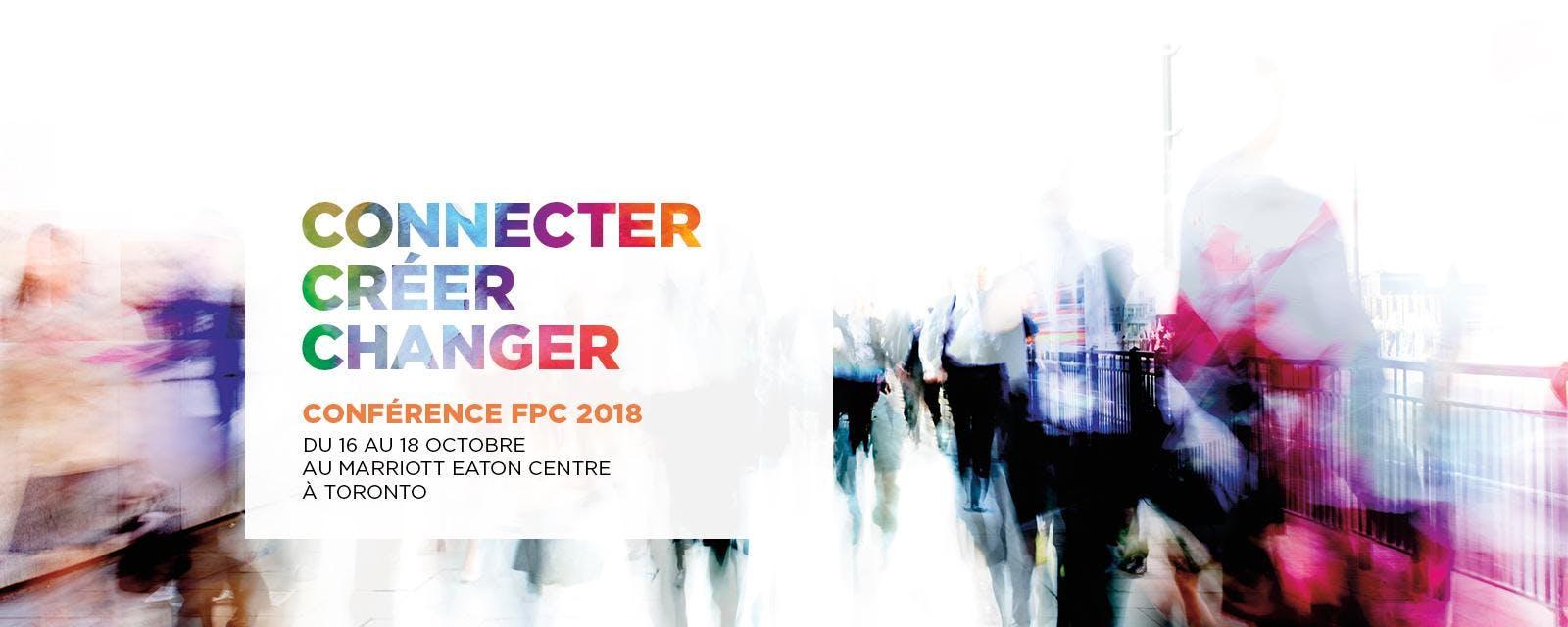 Conférence 2018 de FPC