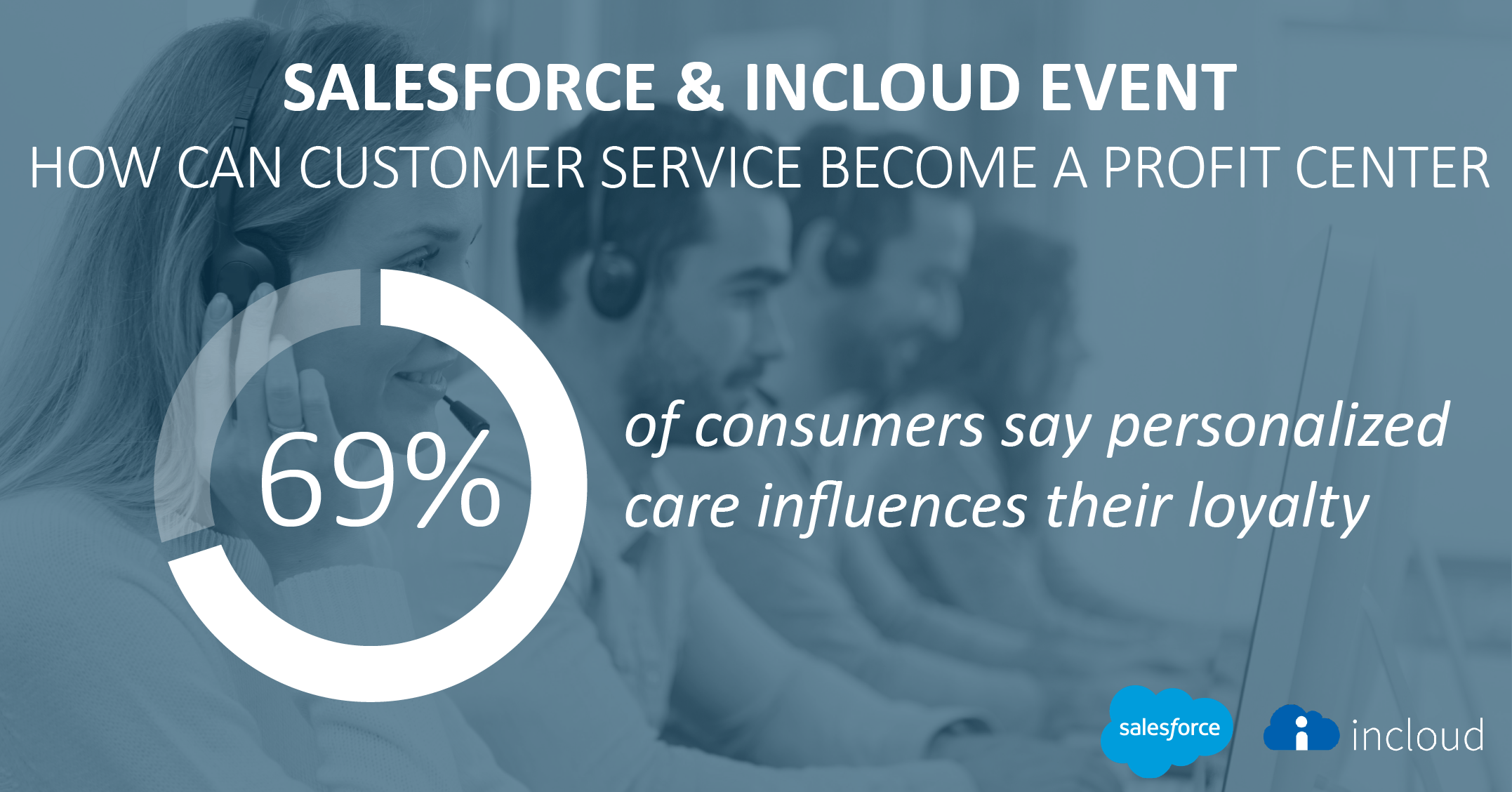 Salesforce Event:The State of Customer Servic