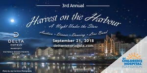 Harvest on the Harbour -  A Night Under the Stars