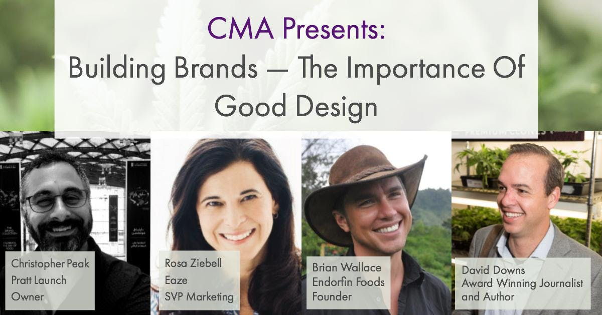 CMA Presents: Building Brands — The Importanc
