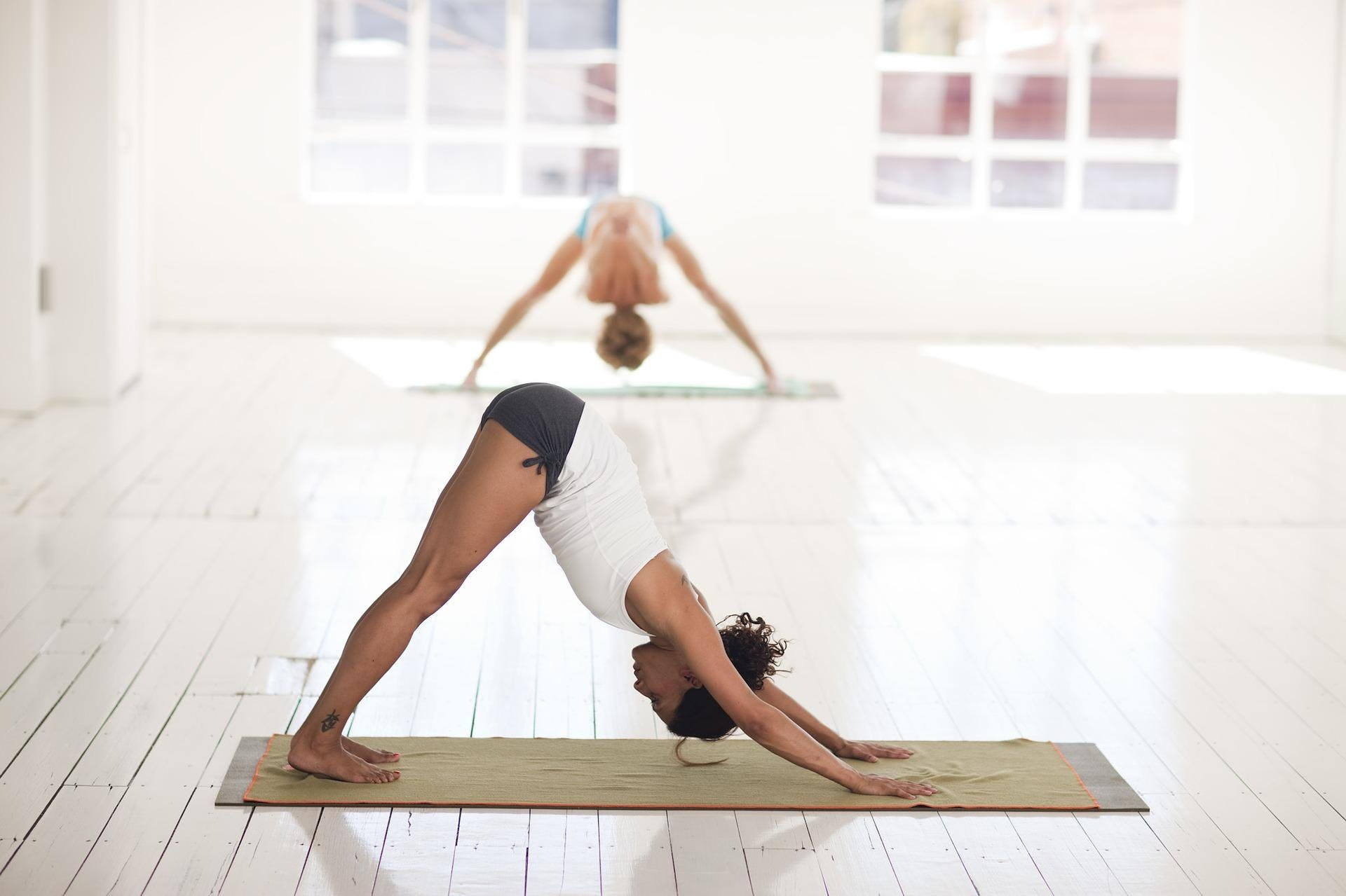 1 Hour Yoga By Donation - Hatha Flow with Ale