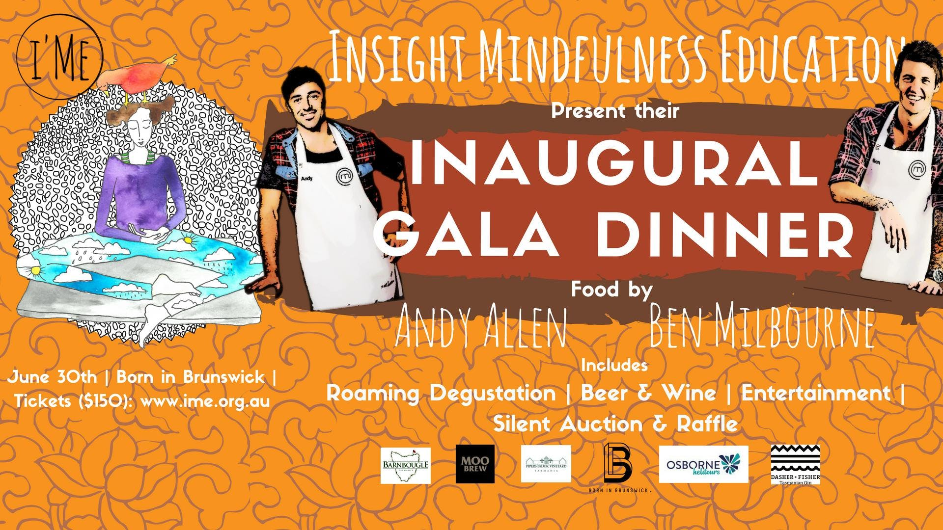 IME Presents The Inaugural Gala Dinner