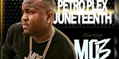 Juneteeth Petro Plex Celebration Starring Mo3 - Odessa - June Saturday