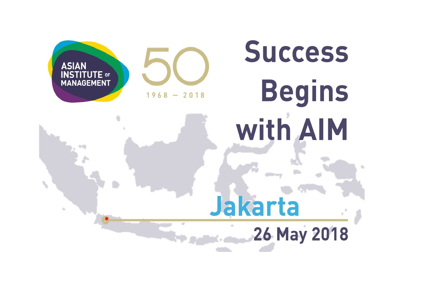Success Begins with AIM
