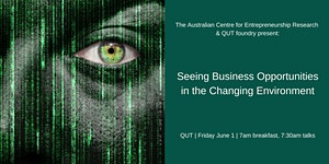 Harnessing Opportunities from Change for Innovation &...