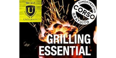 VENETO - VI - GES160 - BBQ4ALL GRILLING ESSENTIAL - GARDEN SCHIO
