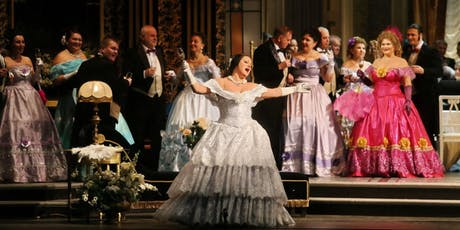 La Traviata Pocket Opera with Ballet biglietti