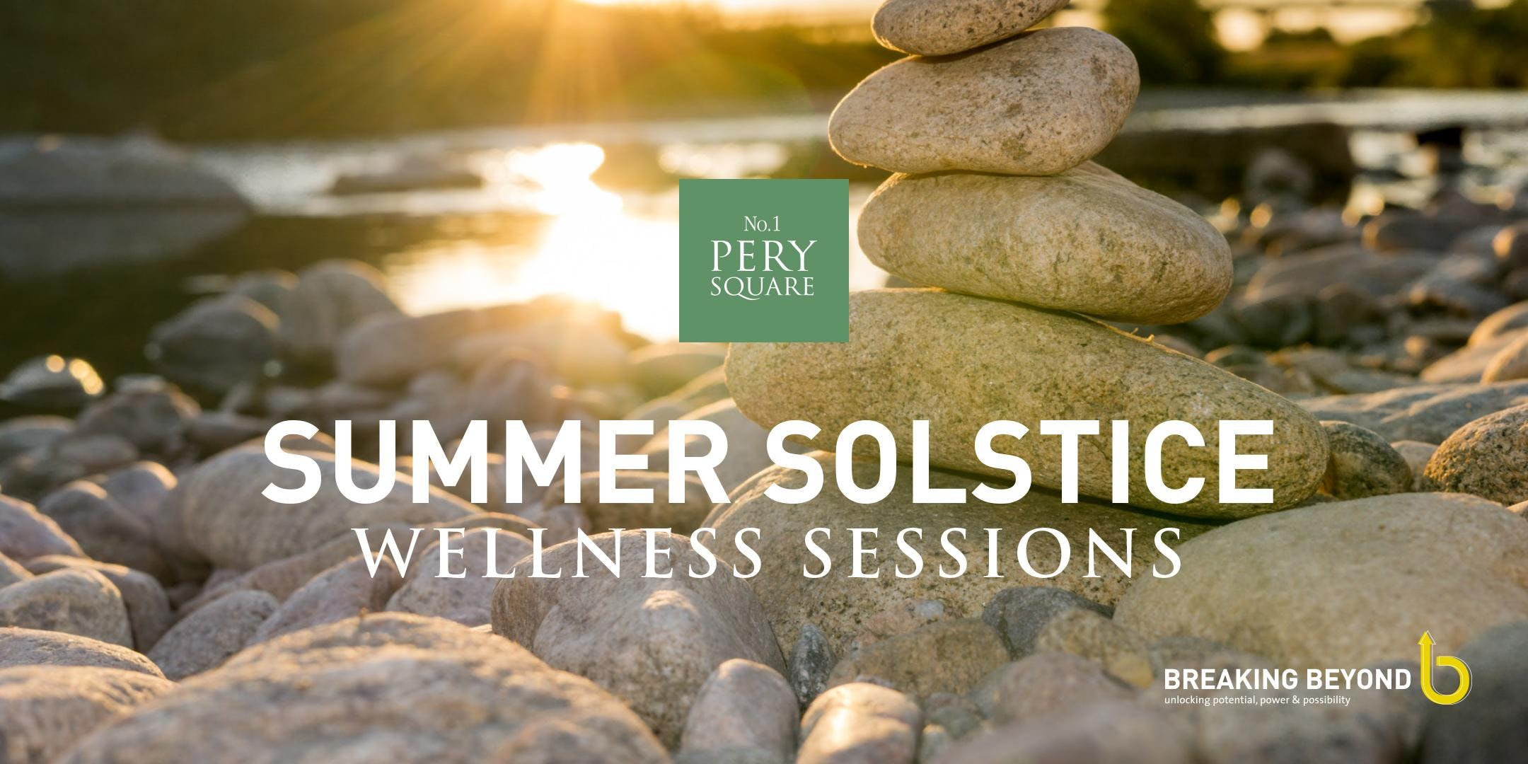 Summer Solstice Wellness Sessions