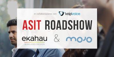 Asit Roadshow - Ekahau & Mojo Networks a Bari