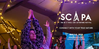 Scapa Fest 2019 - The UK's Yoga and Adventure Festival