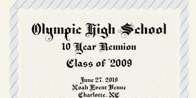 OLYMPIC HIGH CLASS OF 09 REUNION
