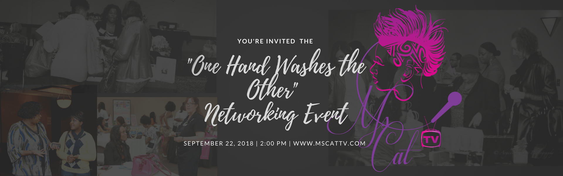"""One Hand Washes the Other"" Networking Event"