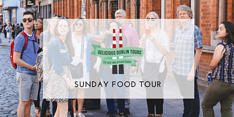 Delicious Dublin Tour (Sundays) tickets