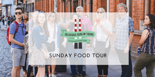 Delicious Dublin Tour (Sundays)