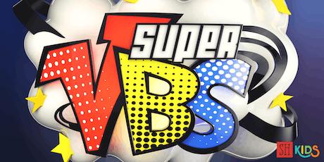StoryHeights Church Super VBS tickets