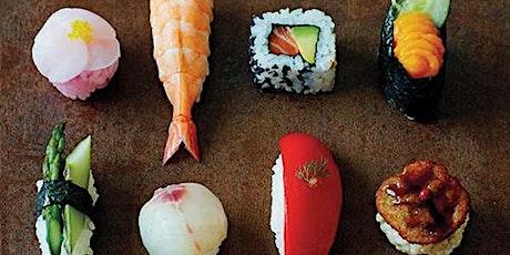 Sushi Making Workshop  tickets