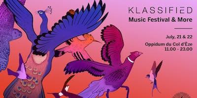 Klassified Music Festival & More