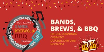 Bands, Brews, & BBQ