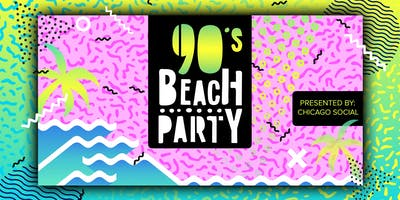 All-Inclusive 90's Beach Party