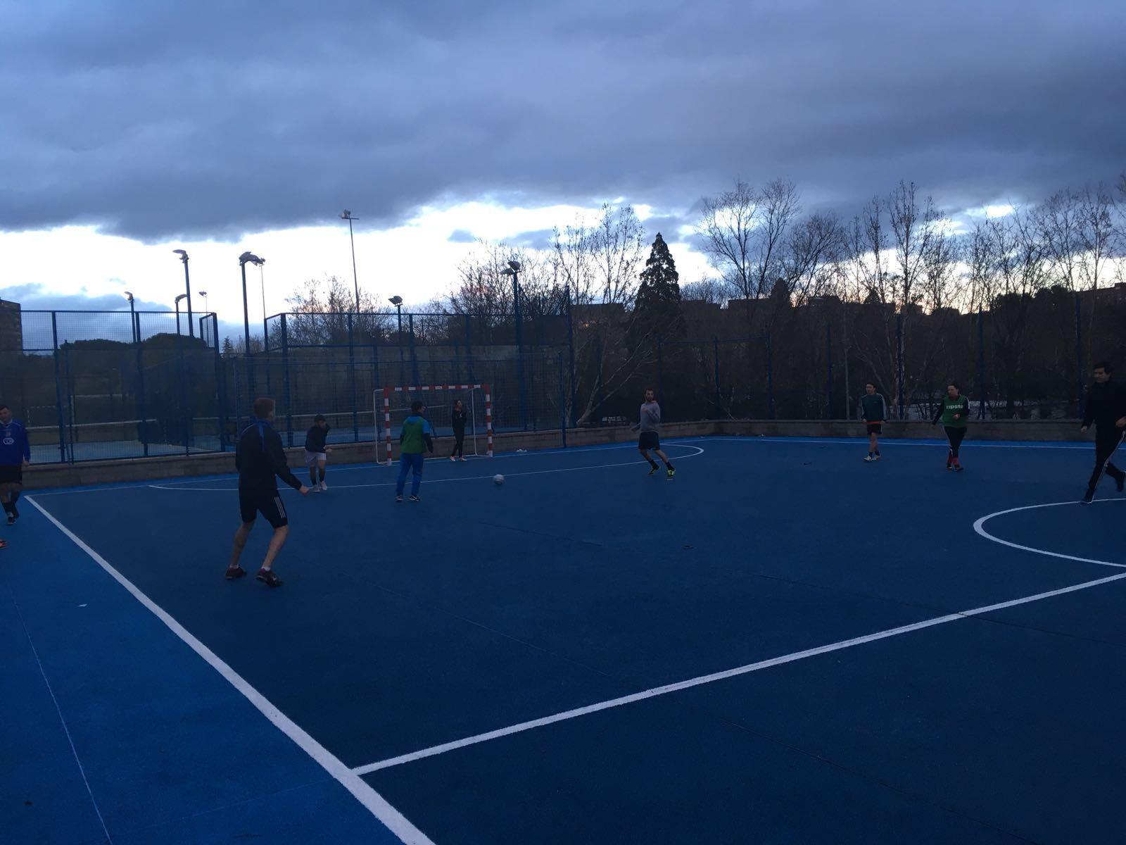 Partidos Futsal 1-hora con ESN UCM