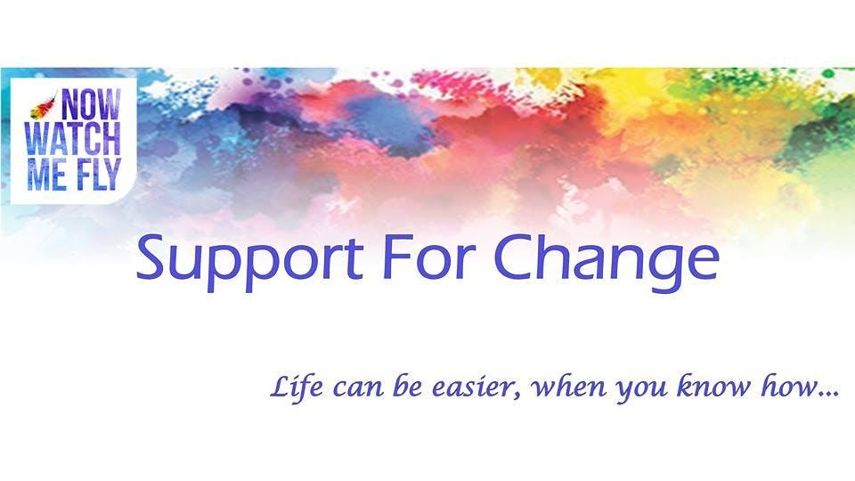 Support For Change