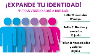 Taller: EXPANDE TU IDENTIDAD